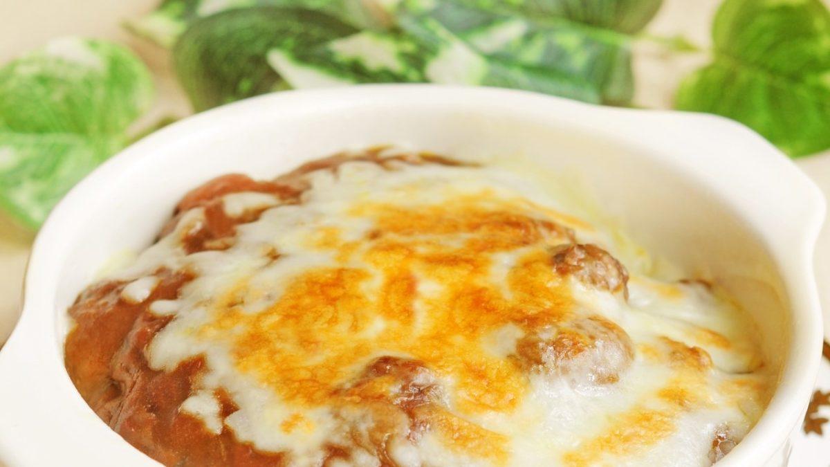 あさイチのレトルトカレーのポテトグラタンレシピ