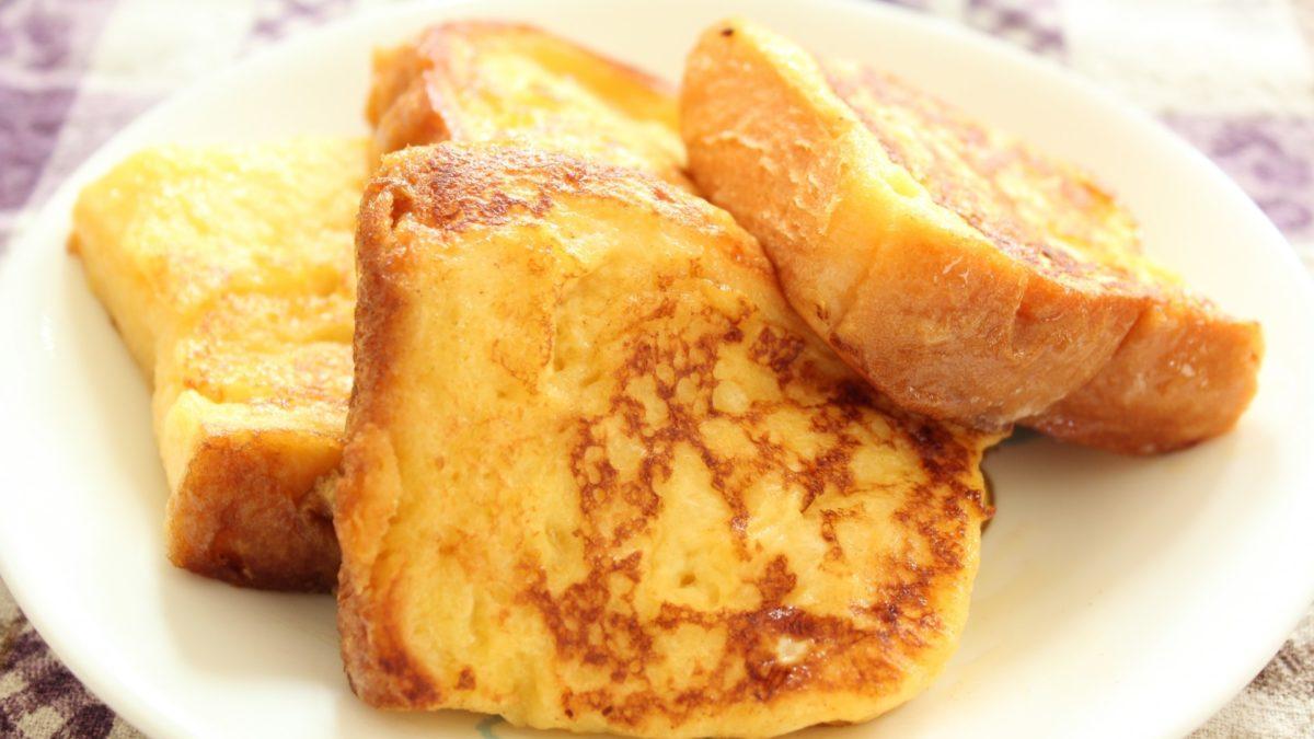 ヒルナンデスのプッチンプリンのフレンチトーストレシピ