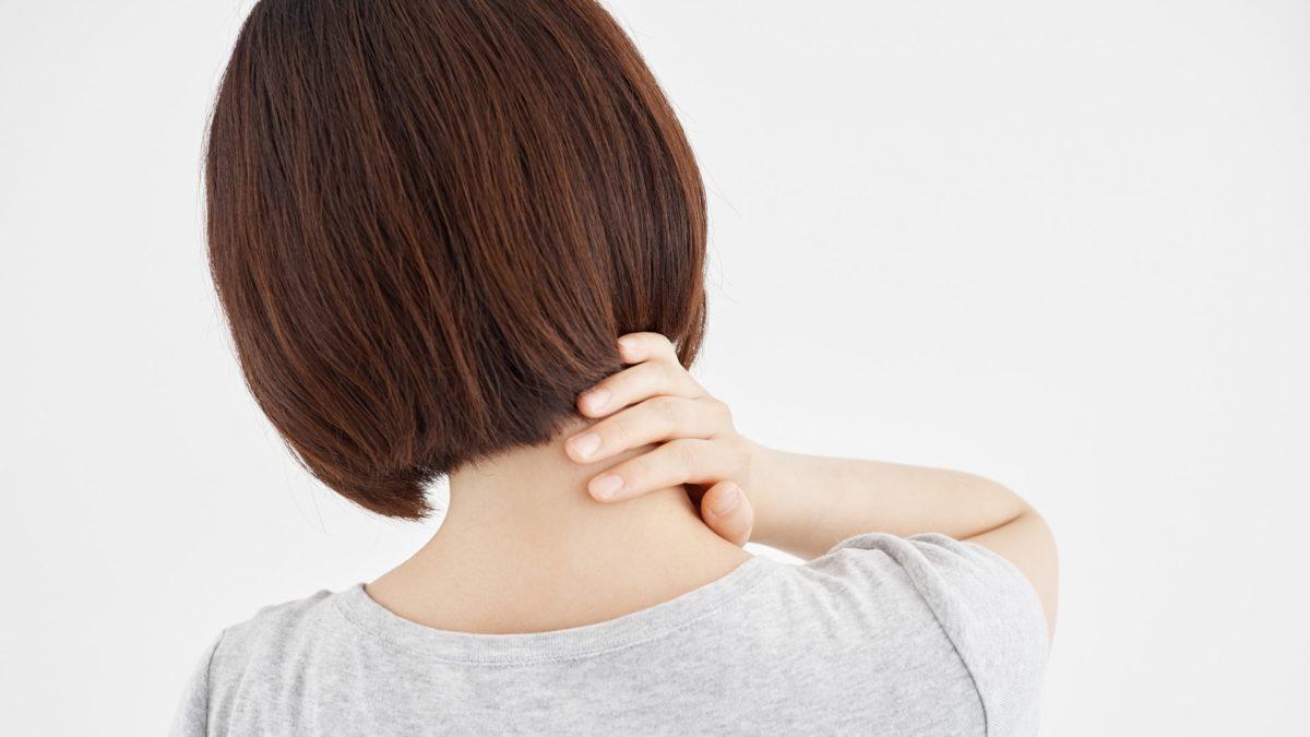 あさイチの首の筋肉のケア方法