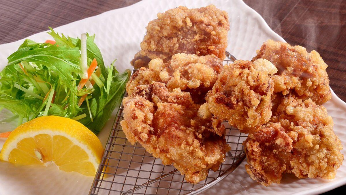 あさイチのチューブわさびの減塩鶏からあげレシピ