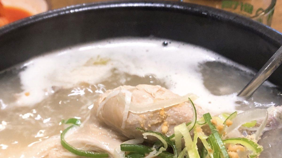 あさイチのポテさばスープのレシピ