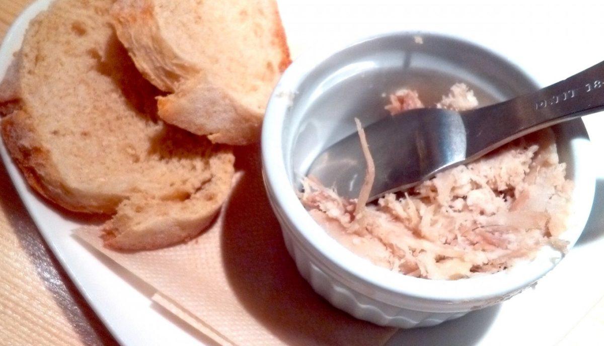 沸騰ワードの志麻さんの豚肉リエットのレシピ
