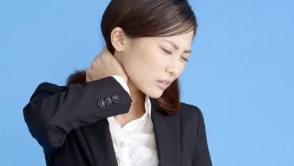 首の筋肉のケア方法