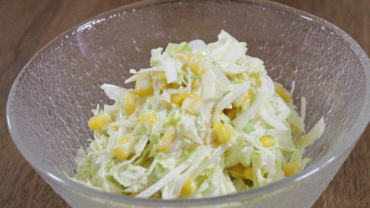 あさイチの塩キャベツの作り方とアレンジレシピ