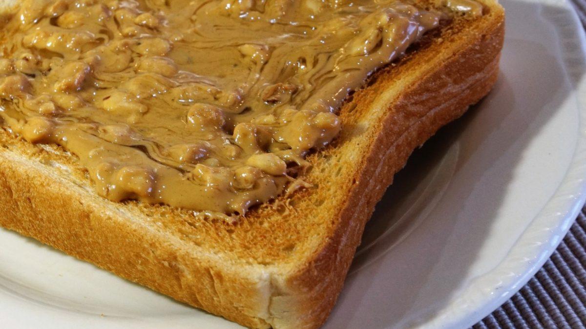 トースト カロリー バター