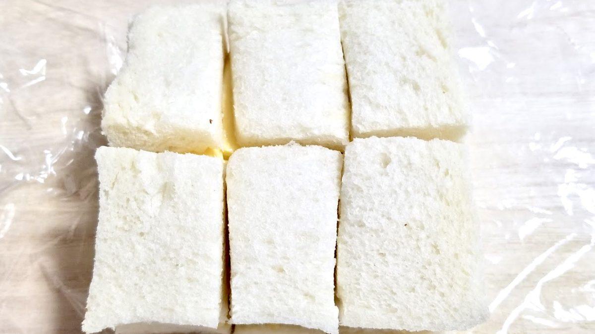 厚焼きたまごサンドの作り方(工程6)