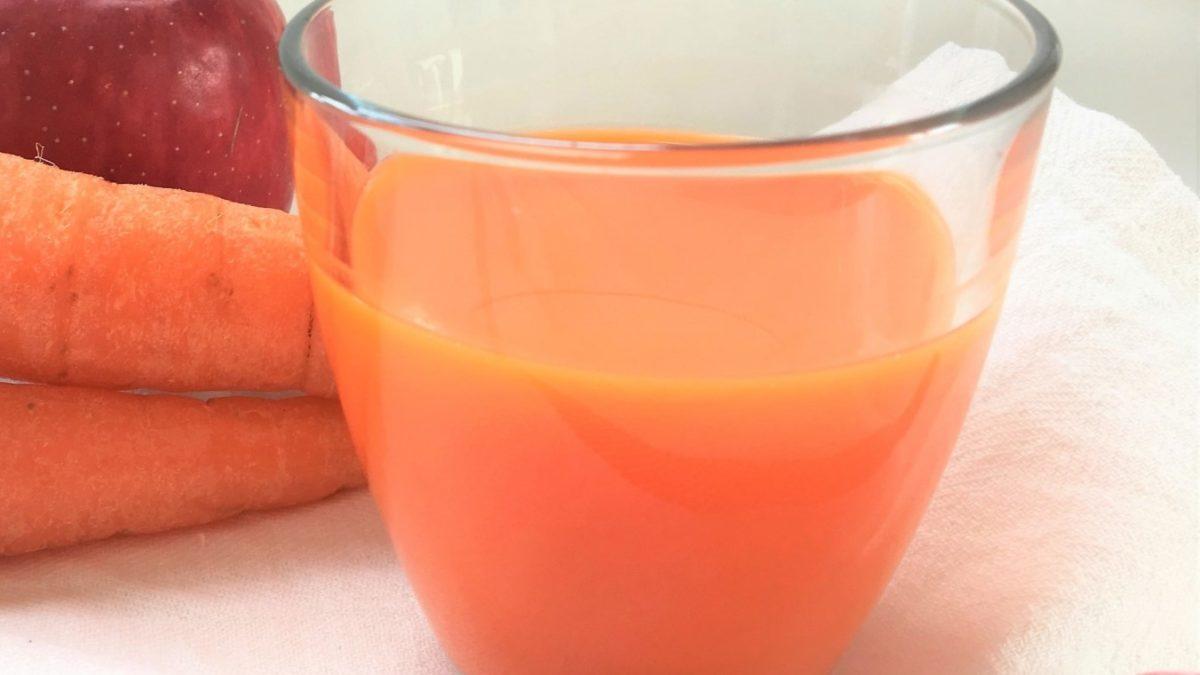 ソレダメの野菜ジュースのレシピ