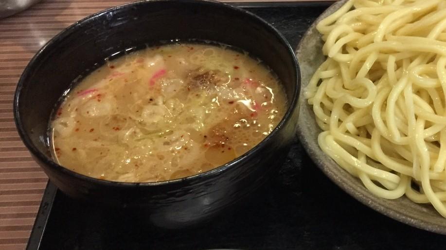 ジョブチューンの釜揚げ風つけ麺レシピ
