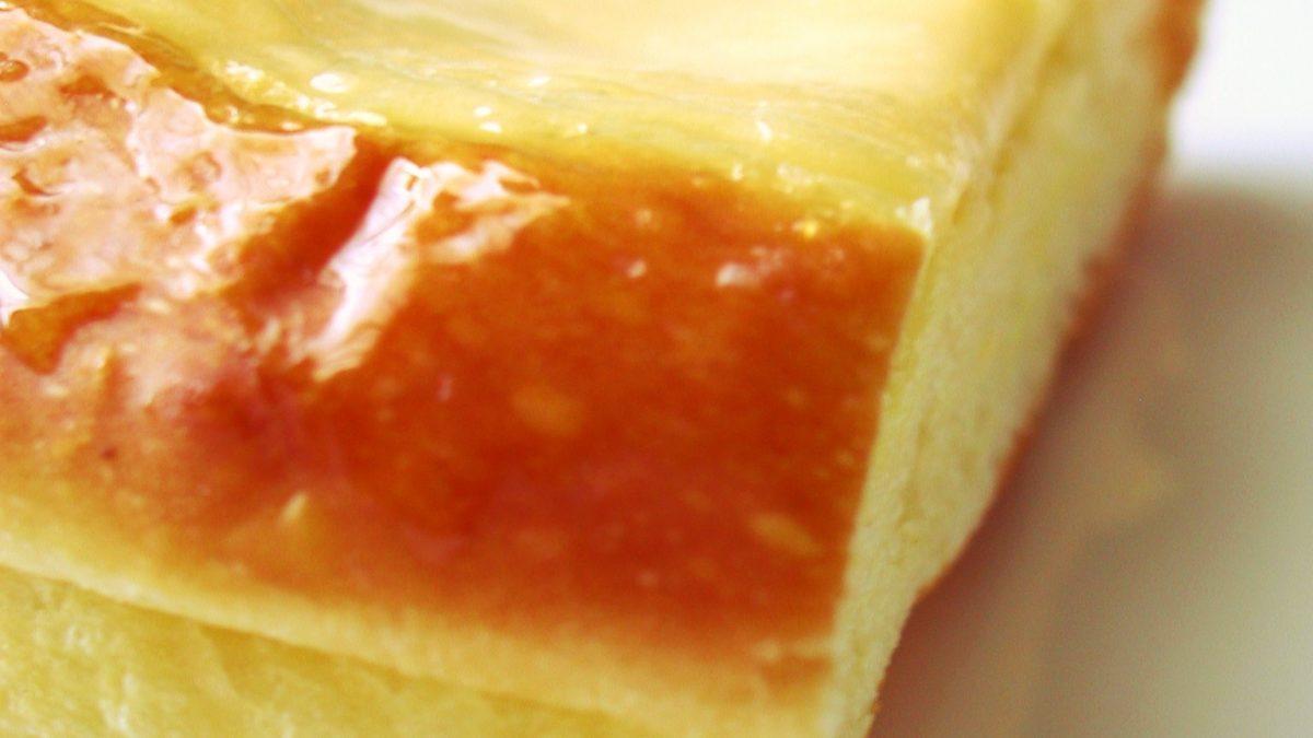沸騰ワード10のチーズケーキトーストレシピ