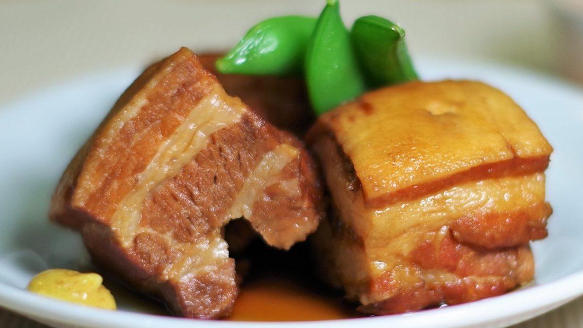 ソレダメの豚の角煮レシピ