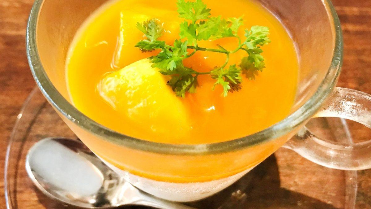 あさイチのマンゴープリンレシピ