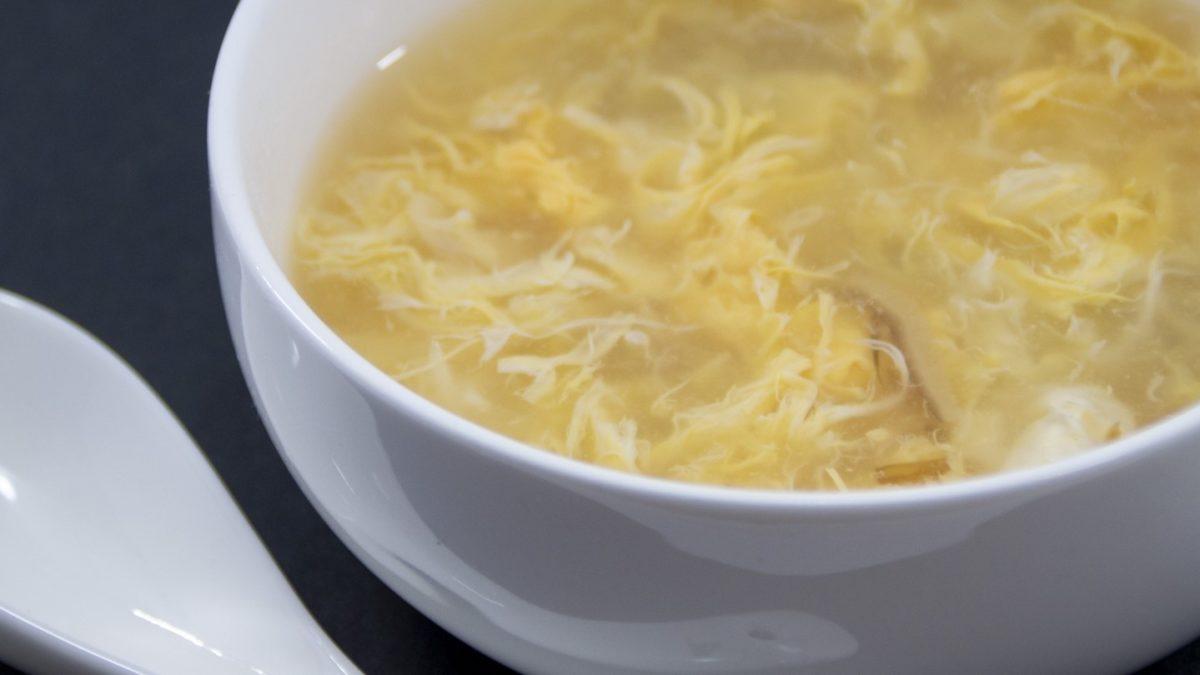 家事ヤロウの餅入りわかめスープレシピ