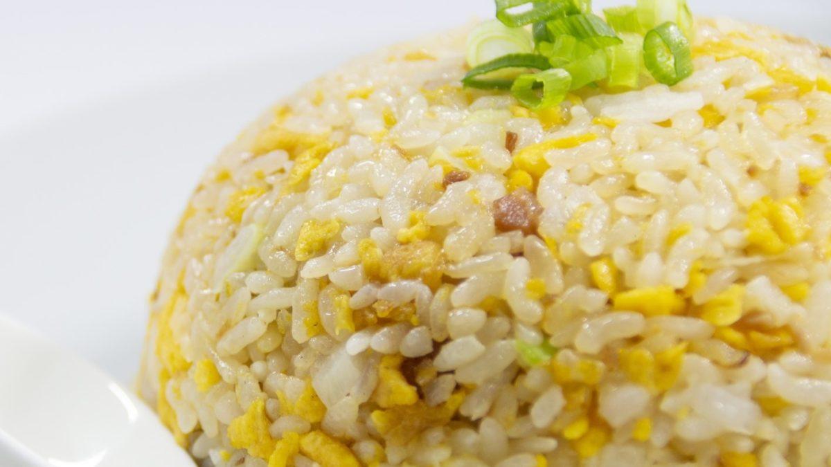 ソレダメの炒飯の格上げレシピ