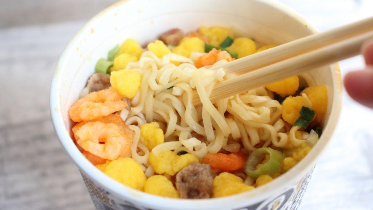 ジョブチューンの日清のカップヌードル・インスタント麺アレンジレシピ