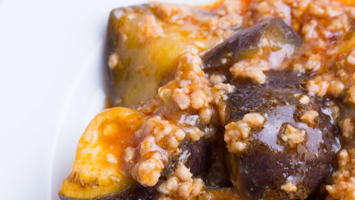 沸騰ワードのナスと納豆の甘味噌炒めレシピ