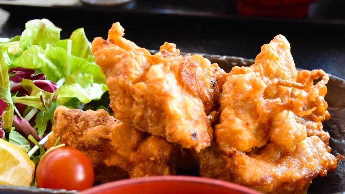 あさイチの唐揚げレシピ