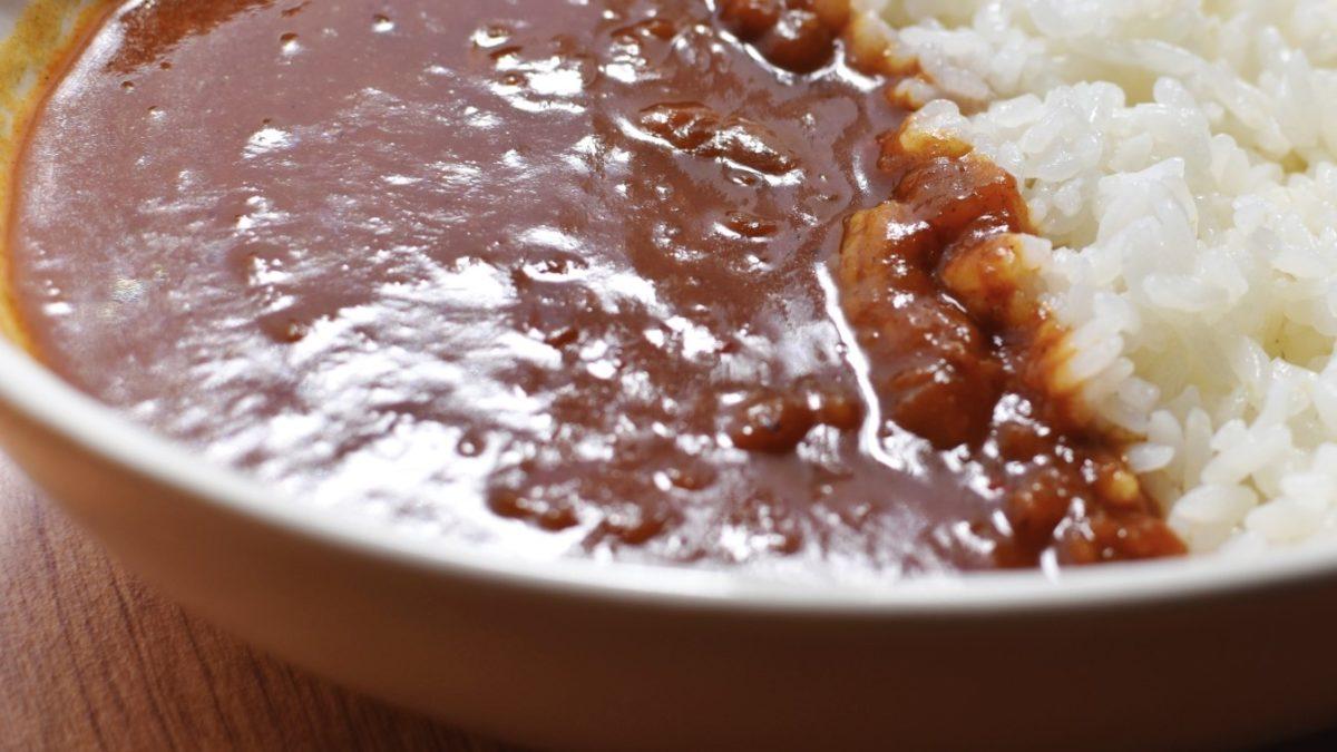 あさイチのスパイスカレーのレシピ