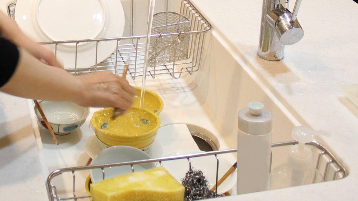 家事ヤロウの自動食器洗浄マシーン