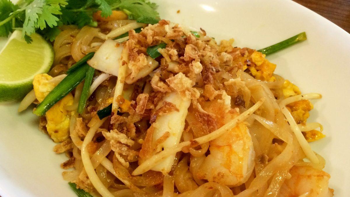 ヒルナンデスのタイ風シーフード麺レシピ