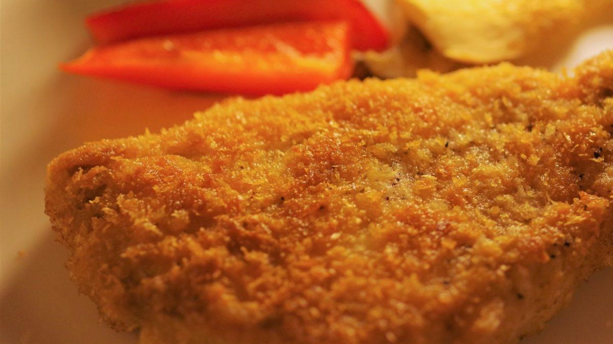 あさイチのミラノ風カツレツレシピ