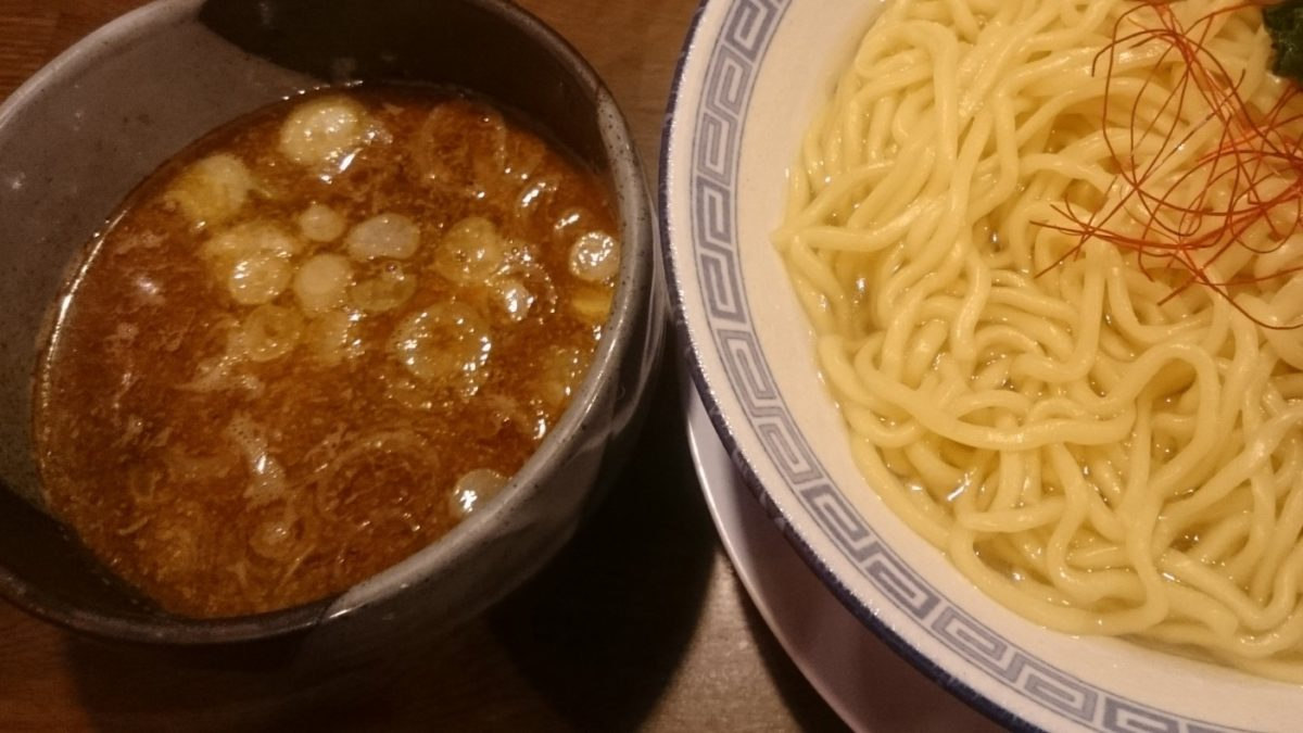 鬼馬ラーメングランプリの昆布水つけ麺レシピ
