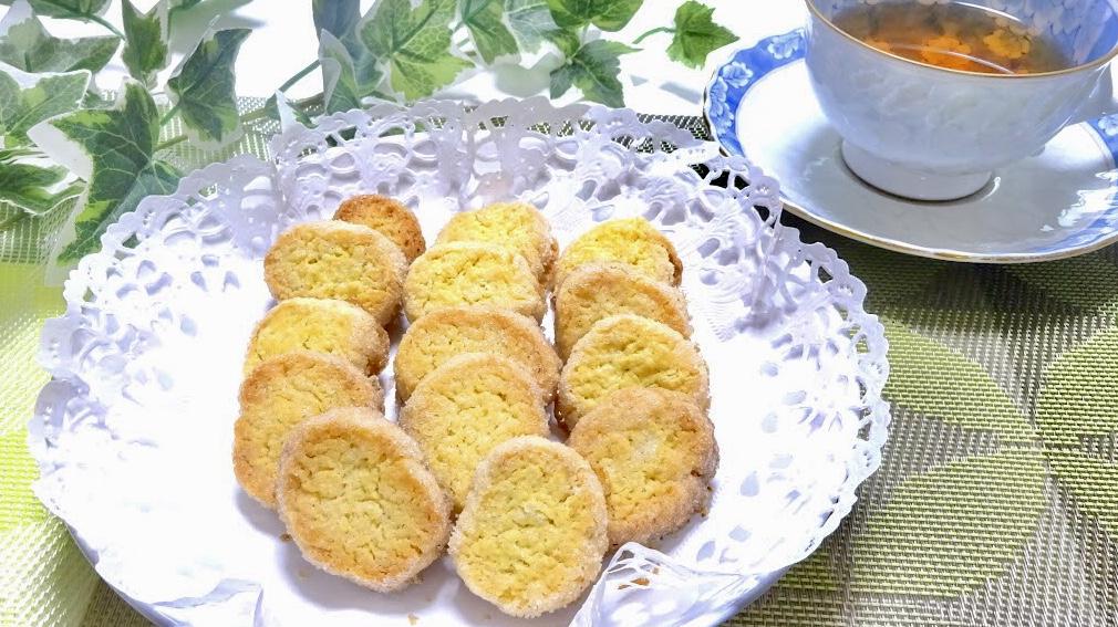 サクサククッキーのレシピ