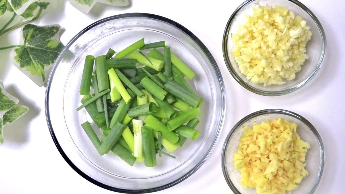 黄金比率の麻婆豆腐の作り方(工程4)