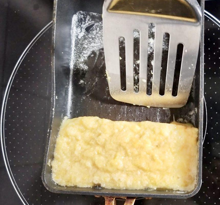 パン粉フレンチトーストの作り方(工程3)
