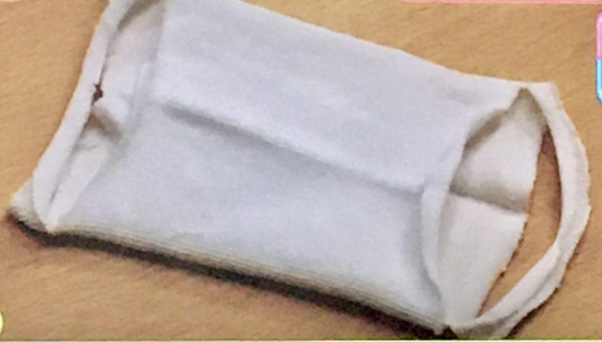 靴下マスクの作り方3