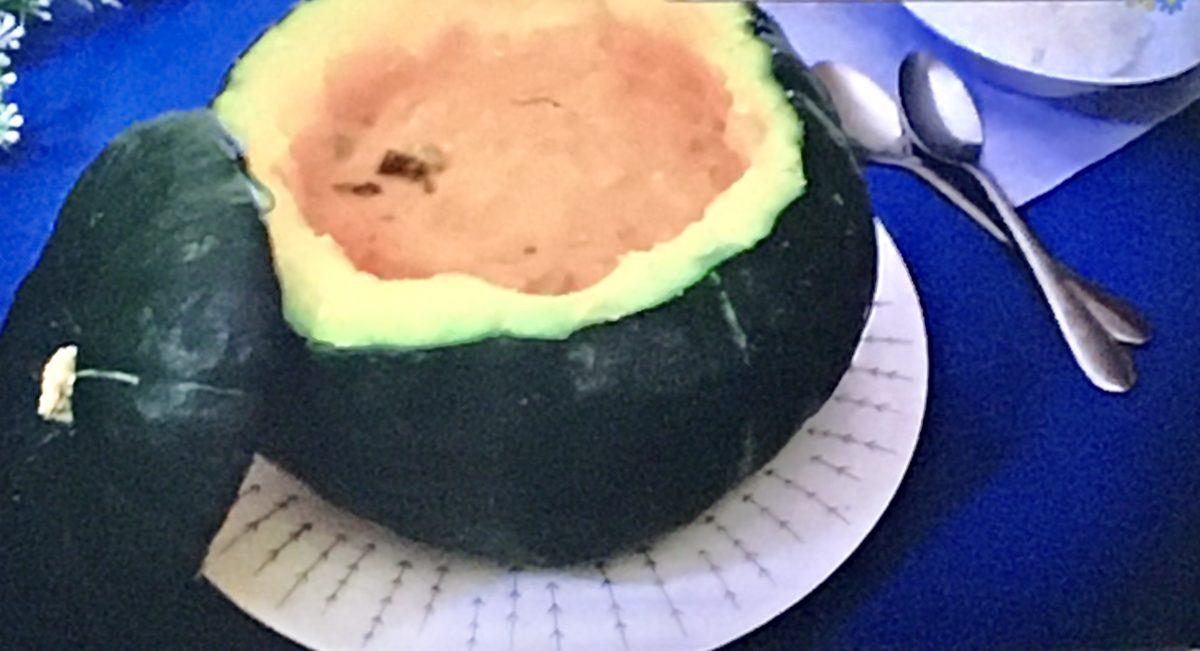かぼちゃ丸ごとレシピ