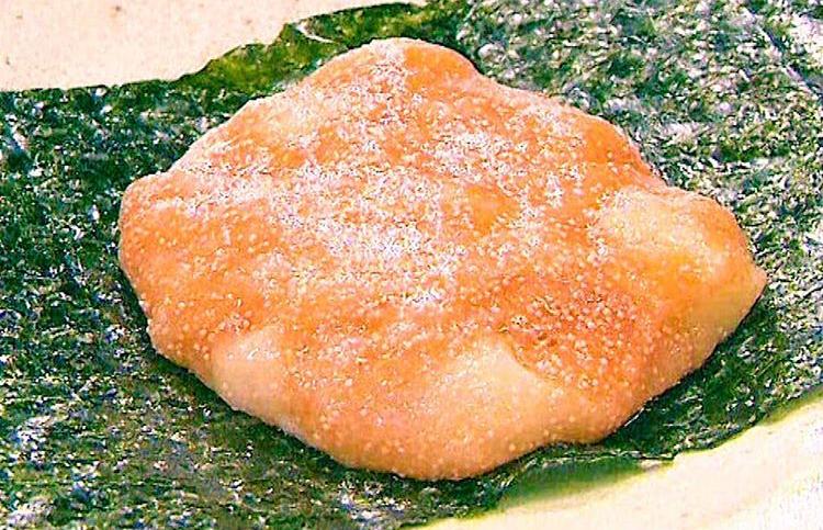 明太バター餅レシピ
