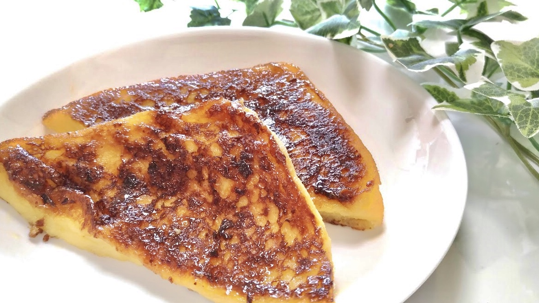 ホテルニューオータニのフレンチトーストレシピ