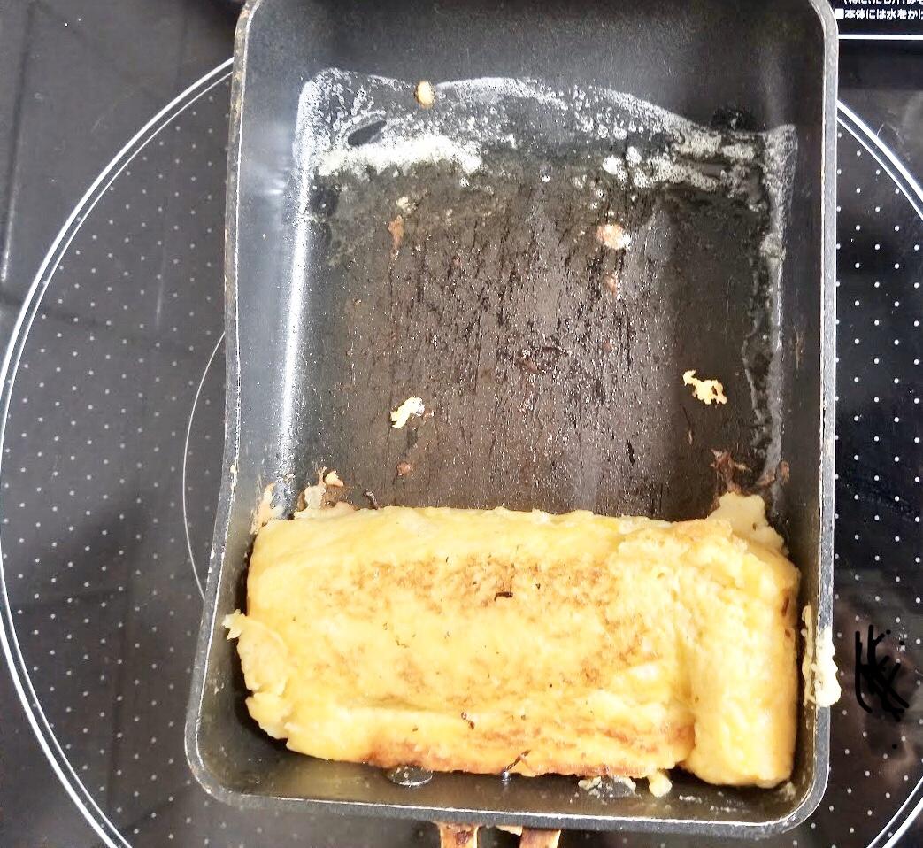 パン粉フレンチトーストの作り方(工程4)