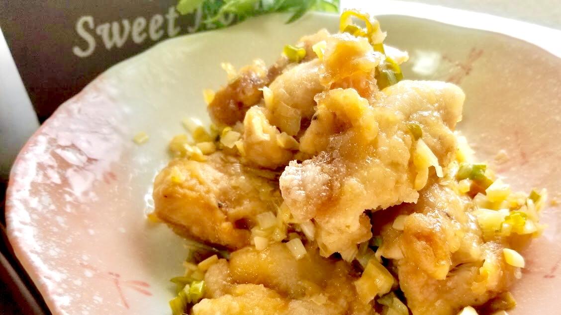 土曜は何するの山本ゆりの鶏の唐揚げレシピ