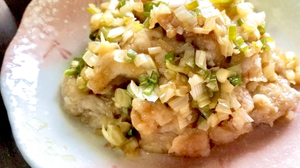 山本ゆりの鶏の唐揚げレシピ
