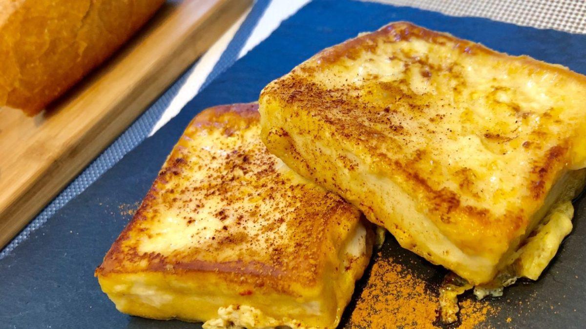 サタデープラスの高野豆腐フレンチトーストレシピ