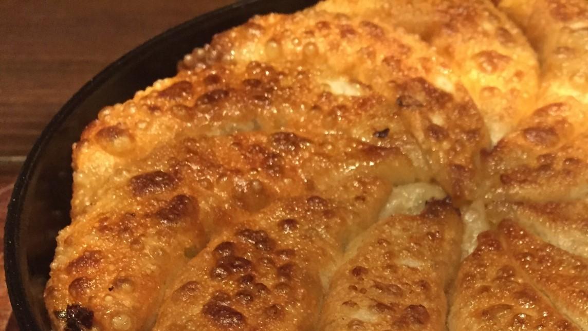 世界一受けたい授業の円盤餃子レシピ