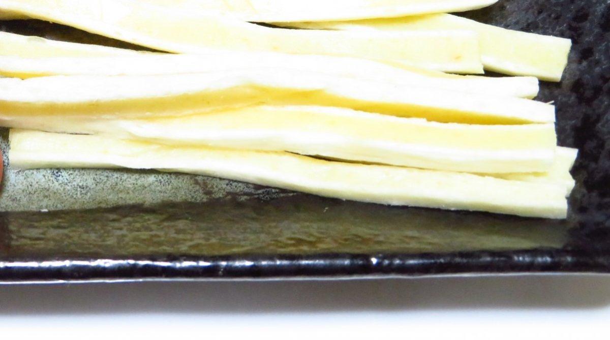 家事ヤロウのレンチンチーズたらレシピ