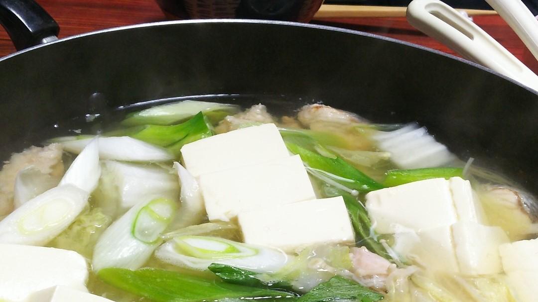 ヒルナンデスの塩麻婆豆腐レシピ