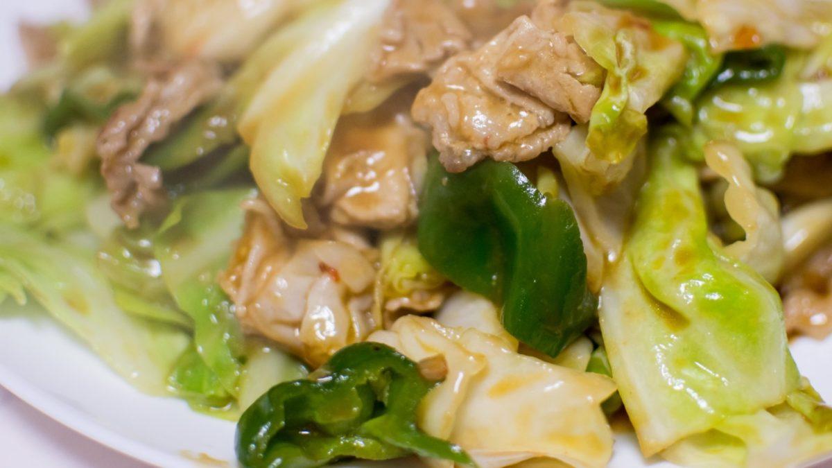 サタデープラスの回鍋肉レシピ