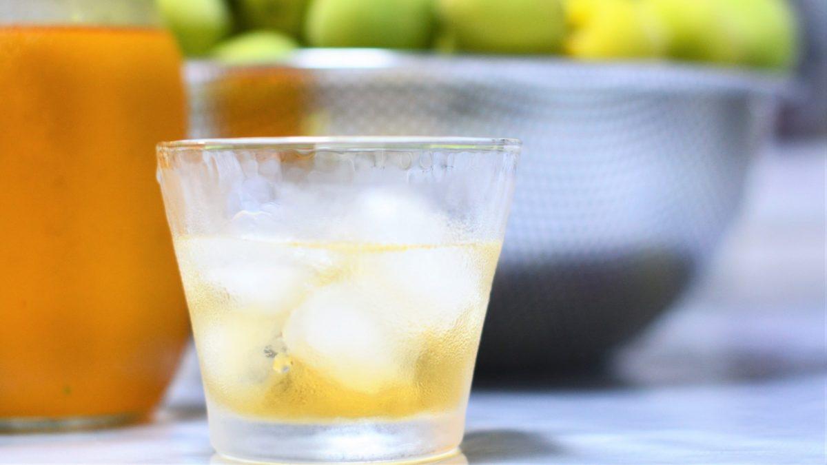 あさイチの梅ジュースレシピ
