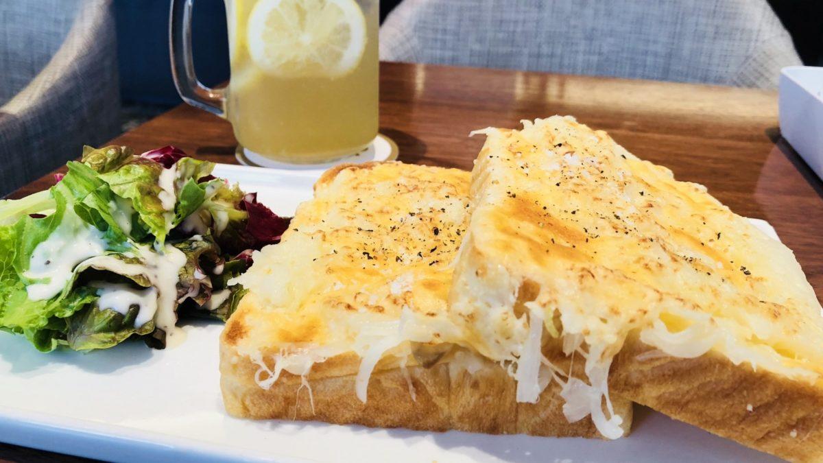 所JAPANのリュウジのトーストレシピ