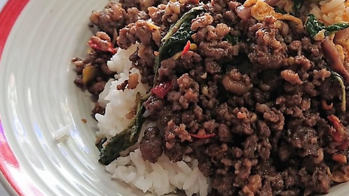 あさイチの浅漬け野菜のパラパラ炒めレシピ