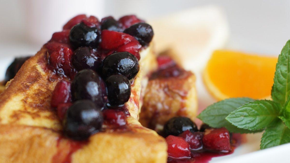 メレンゲの気持ちのトリプルプリンフレンチトーストレシピ