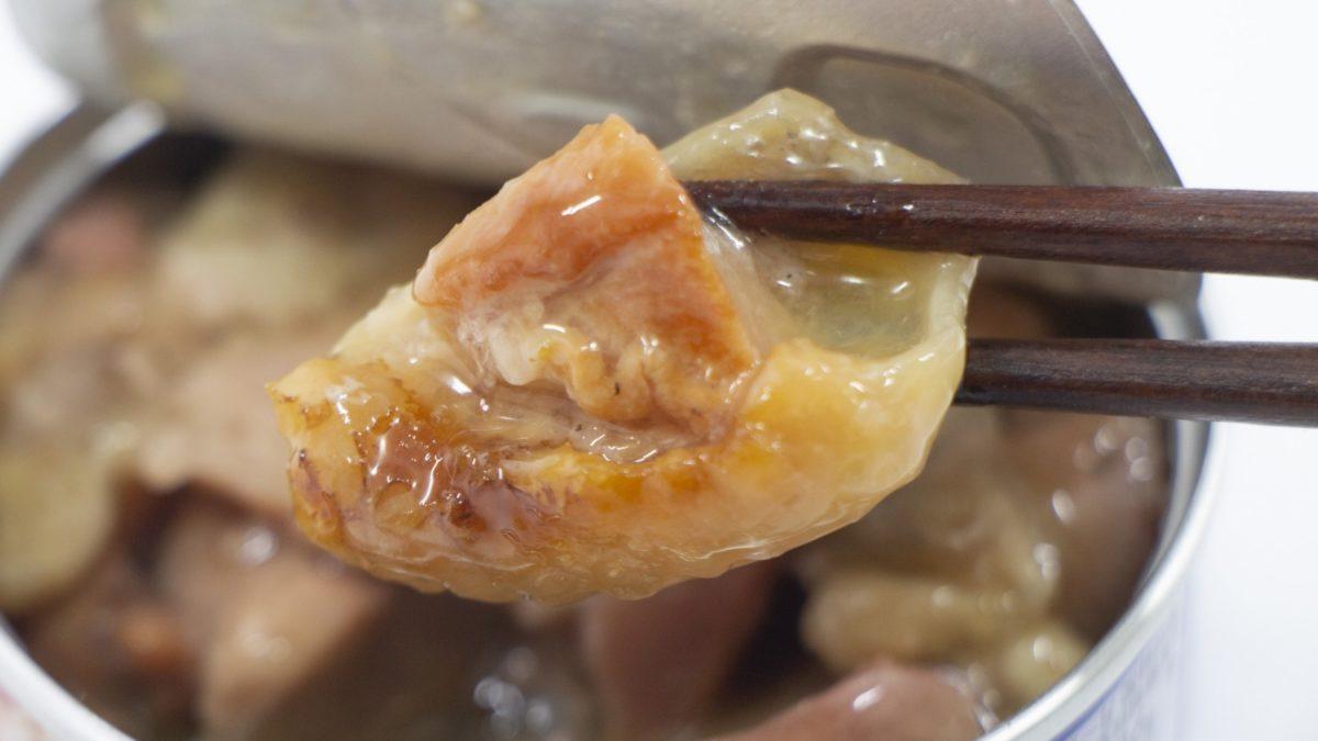 教えてもらう前と後の春風亭昇太の缶詰レシピ