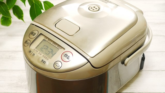 炊飯器で黒糖バナナ蒸しパンレシピ