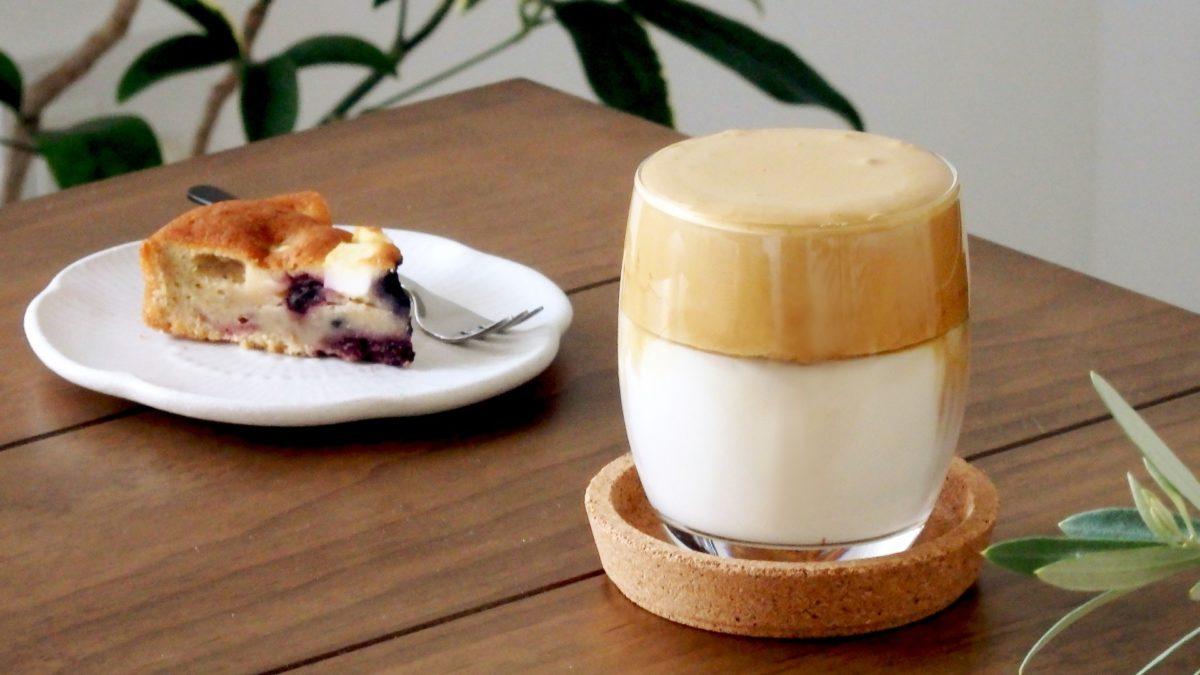 あさイチのダルゴナコーヒーレシピ