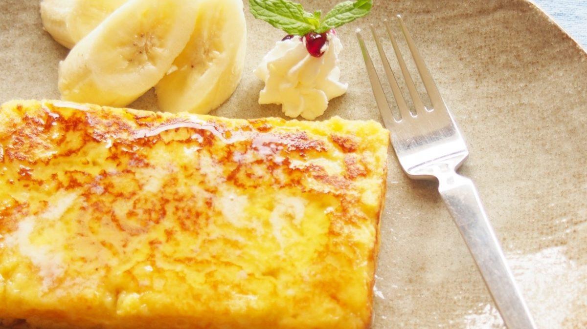 フレンチトーストレシピ