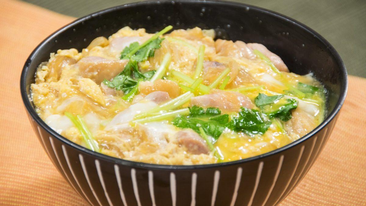 ソクラテスのため息のリュウジの親子丼レシピ