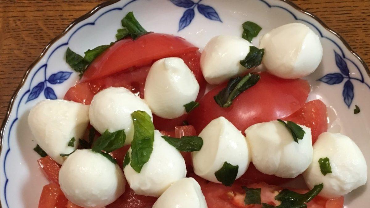 家事ヤロウのモッツアレラメンマチーズレシピ